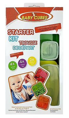 Petite Creations Baby Cubes Starter Kit Assorted Sizes