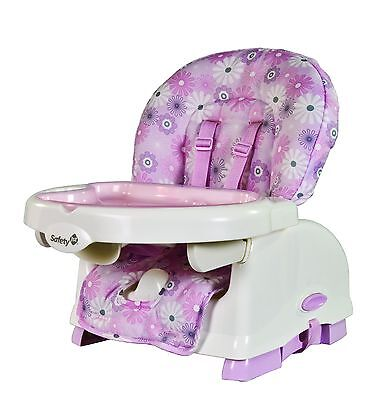 Safety 1st Recline and Grow 5 Stage Feeding Seat Grace