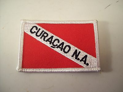 Curacao N.A. Diving Patch