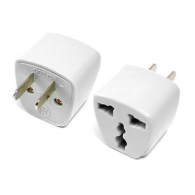 BoxWave Universal to American Outlet Plug Adapter