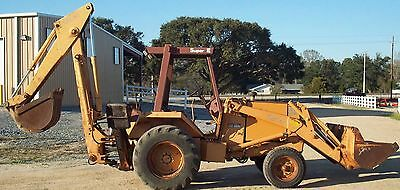 Case 580 Super E Loader Backhoe Workshop Repair Manual On Cd