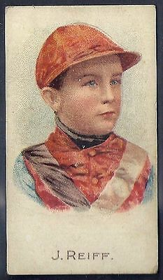 Cohen Weenen-Cricket Football Jockeys 1900- Horse Racing - Reiff