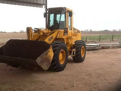 Case 621B, 721B Loaders Workshop Repair Manual On Cd