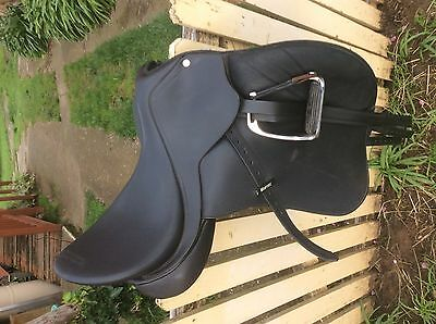 Wintec 500 Pony All Purpose English Saddle