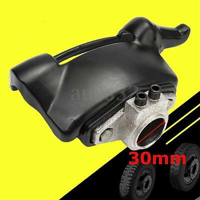 Black Tire Changer Machine Nylon Mount Demount Duck Head Plastic Head Dia 30mm