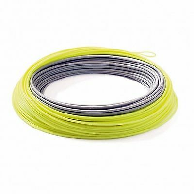 WF7 Windcutter 11 Floating Fly Line ( Yellow & Grey  )