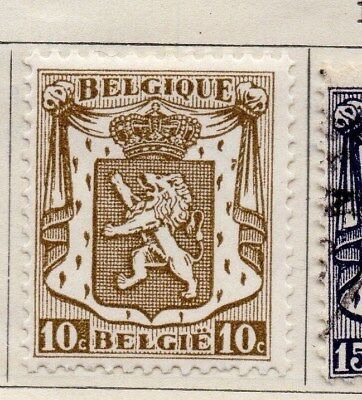 Belgium 1936 Early Issue Fine Mint Hinged 10c. 115029