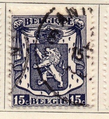 Belgium 1936 Early Issue Fine Used 15c. 115030