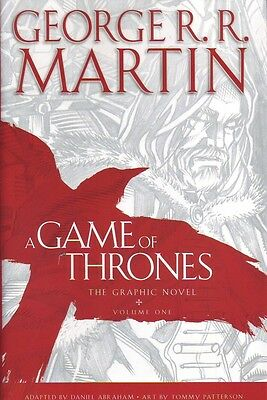 A Game of Thrones The Graphic Novel vol 1 Hardcover George R.R. Martin Comic