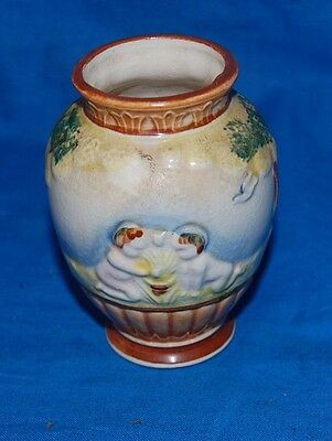 Small Miniature Jug Jar Urn Vase Chinese Oriental Made In Occupied