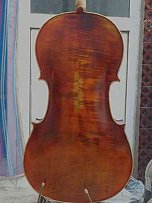 Top grade 4/4 size Cello full Hand made antique old style nice sound No1