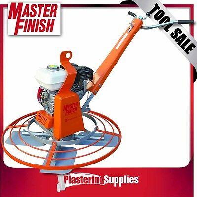 "MasterFinish 40"" Trowelling Machine HS40-18  Concrete Chopper"