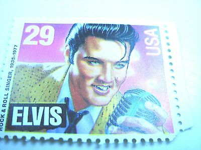 Elvis Presley100 Full Sheetsof 40=4000 US Postage Stamps  UNOPENED (VERY RARE)