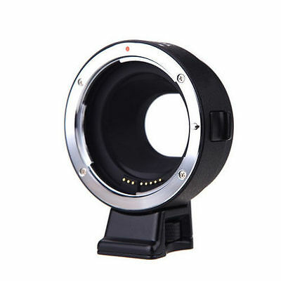 EF-EOS M Mount Auto Focus Adapter Ring f Canon EF Lens to EF-M EOS M Digital US!