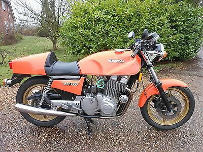 Laverda Rgs 1000 Special, 1984, Super Bike, Lots Of History, Very Nicely Done.