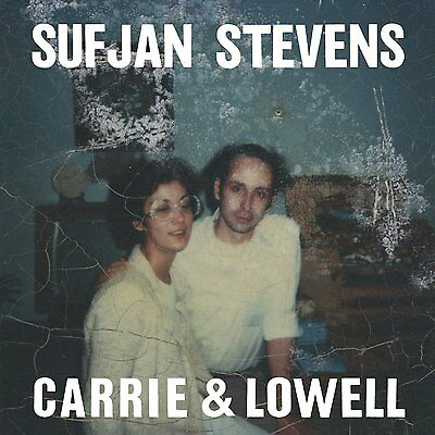 Sufjan Stevens Carrie And Lowell Lp Vinyl New 33Rpm 2015