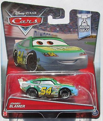 Voiture Disney Pixar Cars Johnny Blamer Faux Wheel Drive