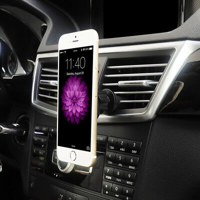 Universal Magnetic Cell Phone Car Windshield Holder Stand Mount For iPhone 6s 7