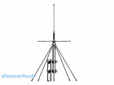ALBRECHT ALLBAND FUNK SCANNER ANTENNE 25-1300Mhz 170cm AE 67 69 72 92 72 UBC