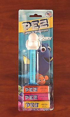 PEZ - 2016 Finding Dory -  Bailey - Translucent Stem