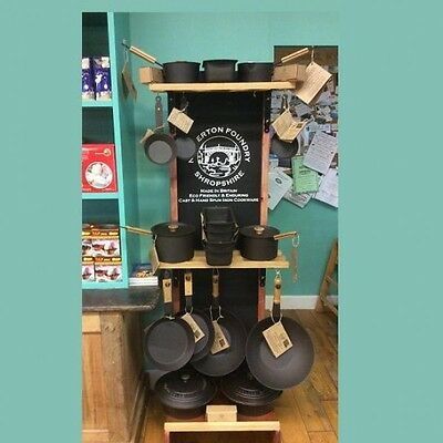 Netherton Foundry Shop display stand