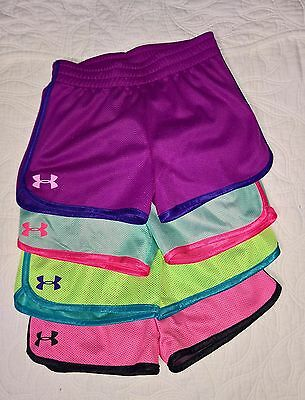 Under Armour Girl's Shorts