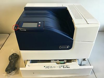 Xerox Phaser 6700/dn Large Workgroup Color Laser Printer ✔ BRAND NEW ➨➨ READ ➨➨