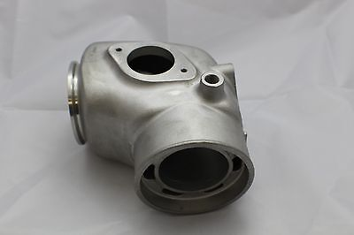 Stainless Steel Exhaust Mixing Elbow Replaces Volvo Penta D4  PN 21684826