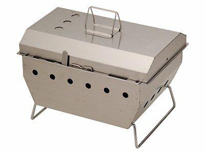 New Snow Peak Bbq Box Outdoor Camping Made In Japan
