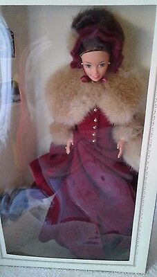 Barbie Victorian Elegance 1994 Hallmark Exclusive Barbie Doll, NRFB Special E.