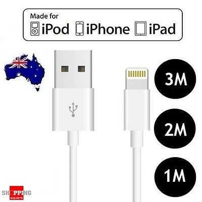 1-3M MFi Lightning Cable 8Pin Data Sync Charging for iPhone 7 6 Plus SE 5 iPad