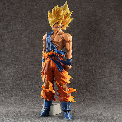 DRAGON BALL Z Super Saiyan Sun Goku Comic battle damage Ver. Action Figure China