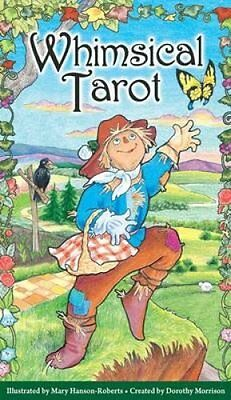 Whimsical Tarot Deck by Dorothy Morrison 9781572812536