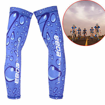 Fashion Cool UV Protection Cycling Arm Sleeves Men Women Cycles Sun Protection