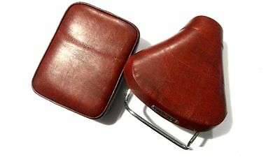 Vespa Front Saddle Rear Seat Set Rally, VBB, PX, VLB