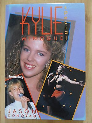 Kylie Minogue Special Annual Featuring Jason Donovan 1989 VGC (Unclipped)