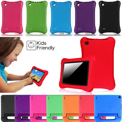 Kids Shock Proof EVA Case Cover-handle For Amazon Kindle Fire HD 7 (2015) HOT