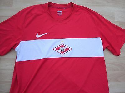 Spartak Moscow 2009 Home Nike Football Soccer Shirt Jersey Top Xl Adult