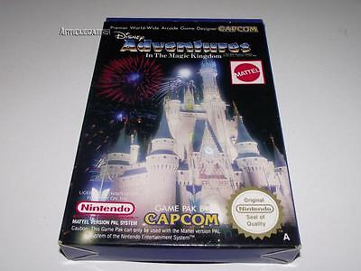 Disney Adventures Nintendo NES Boxed PAL Preloved *No Manual* #2