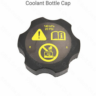 Radiator Expansion Coolant Water Bottle Cap Vauxhall Insignia 2008 & later