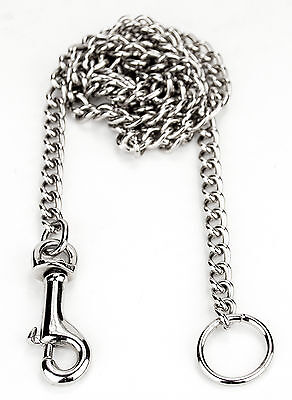 1 - 48 Inch Welded Lead Chain Closeout
