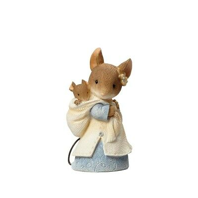 Enesco Tails with Mouse with Baby Mice Figurine Shower $50=FreeShipUS
