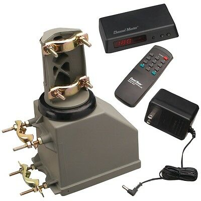 NEW Channel Master Cm-9521a Tv Antenna Rotator System