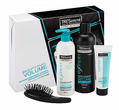 Beauty Hair Care Product Styling Beauty Full Volume Shampoo Conditioner Gift Set