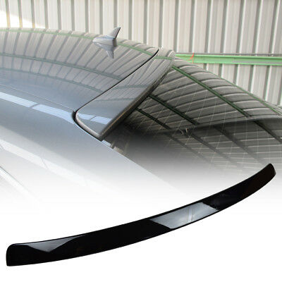 Painted 2009-2012 FOR Audi A4 B8 4DR Sedan Roof Spoiler LY9B