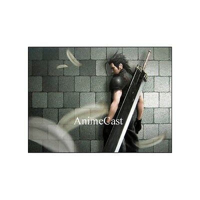 Final Fantasy VII 7 Zack PSP Playstation Game Cloth Poster WALL SCROLL P327 XL