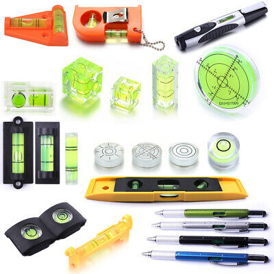 Magnetic Spirit Bubble Level Measuring Meter Ruler for Photographic & Surveyors