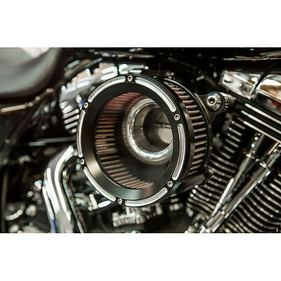 Filtro Aire Para Harley-Davidson® Trask Assault Charge High-Flow Air Cleaner
