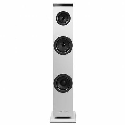 Torre De Sonido Bluetooth Energy Sistem Tower 1 Blanca 30W