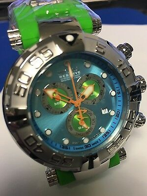 New Mens Invicta 16722 Very Limited Puppy Edition Swiss Chronograph Watch